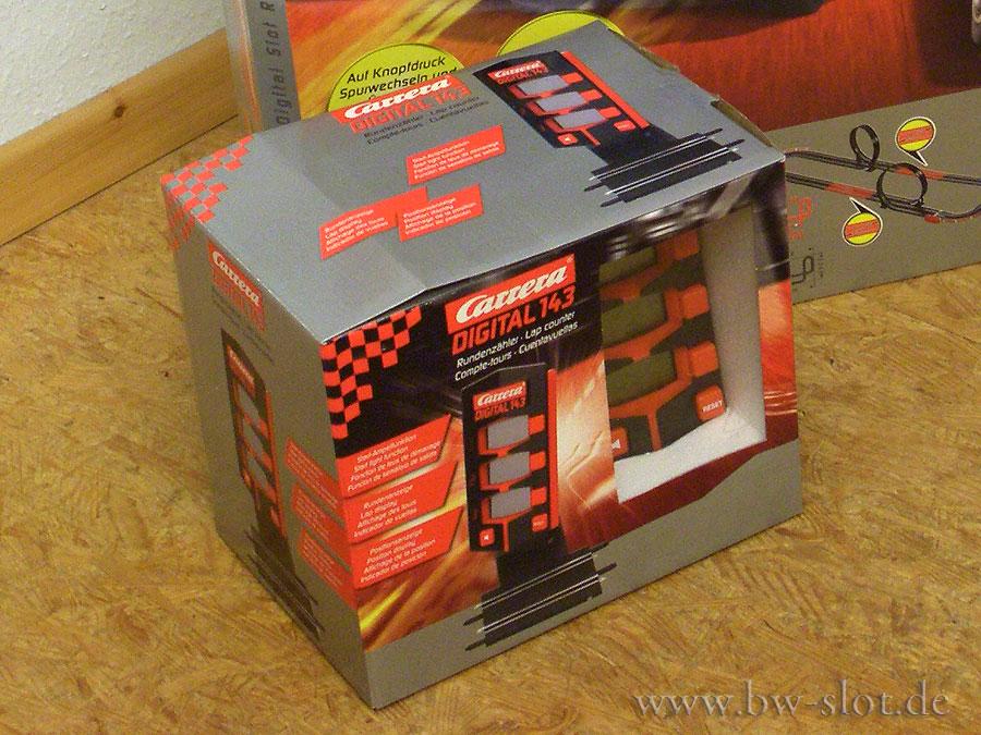Carrera DIGITAL 143 Rundenzähler Test | Carrera GO!!!, SCX Compact ...